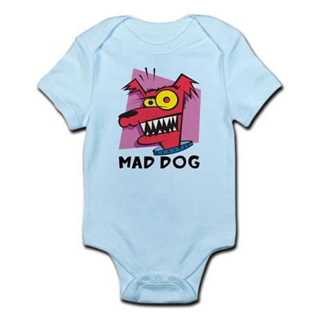 Mad Dog Infant Bodysuit