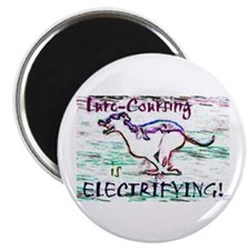 "Lure Coursing 2.25"" Magnet (100 pack)"