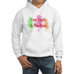 spring Hooded Sweatshirt