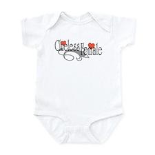 Clueless Female Infant Bodysuit