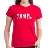 Jamel Faded (Silver) Tee