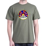 Free Tibet Sun T-Shirt