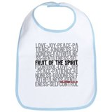 Fruit of the Spirit Bib