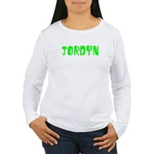 Jordyn Faded (Green) T-Shirt