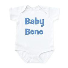 Baby Bono (blue) Infant Bodysuit