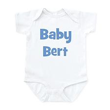 Baby Bert (blue) Infant Bodysuit