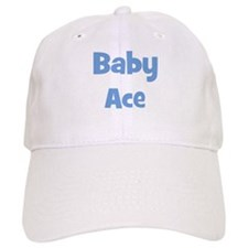 Baby Ace (blue) Baseball Cap