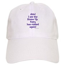 Screw Up Fairy Baseball Cap