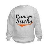 Cancer Sucks (Leukemia) Sweatshirt