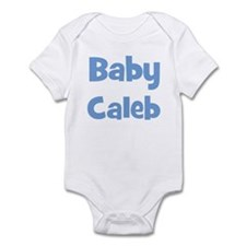 Baby Caleb (blue) Infant Bodysuit