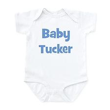 Baby Tucker (blue) Infant Bodysuit