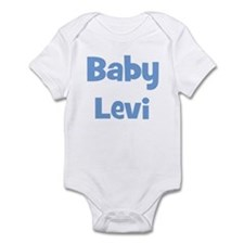 Baby Levi (blue) Infant Bodysuit
