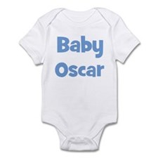 Baby Oscar (blue) Infant Bodysuit