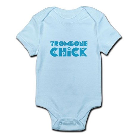 Trombone Chick Infant Bodysuit