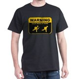 WARNING CRAZY NURSE AT WORK T-Shirt
