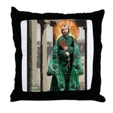 Saint Peter Throw Pillow