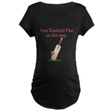 New Zealand Fan on the way T-Shirt