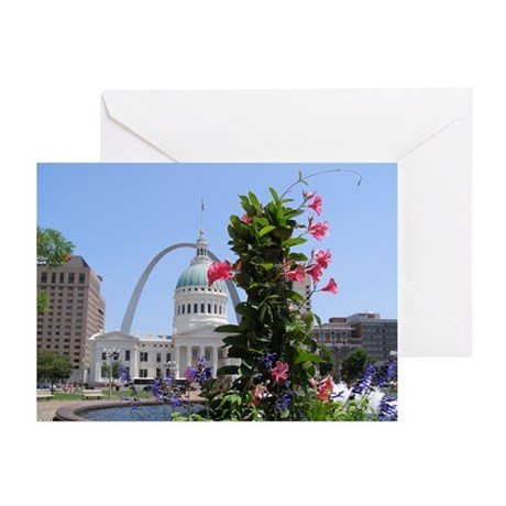 St. Louis! Greeting Cards (Pk of 10)
