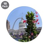 "St. Louis! 3.5"" Button (10 pack)"