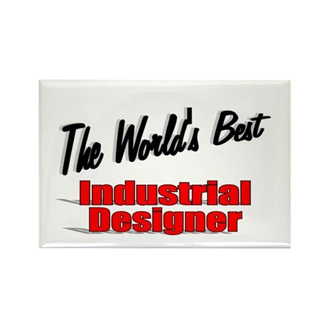 """The World's Best Industrial Designer"" Rectangle M"
