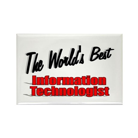 &quot;The World's Best Information Technologist&quot; Rectan