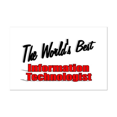 &quot;The World's Best Information Technologist&quot; Mini P