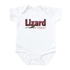Lizard Infant Bodysuit