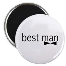 Bow Tie Best Man Magnet
