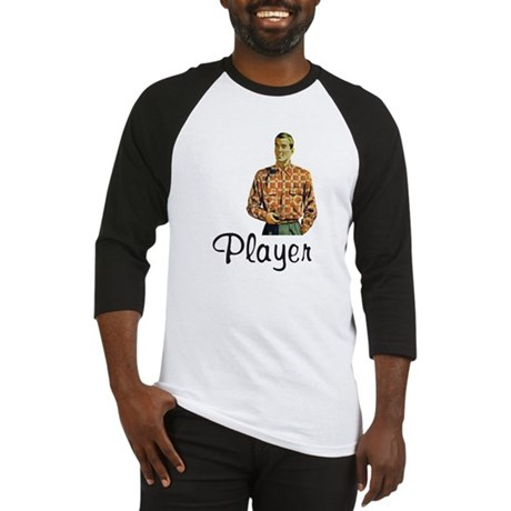 Player Baseball Jersey