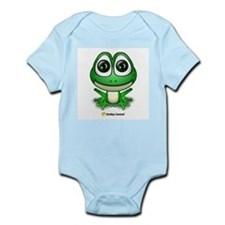 Froggie Infant Creeper