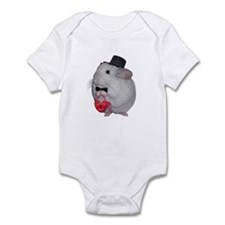 Unique Chinnies Onesie