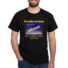 welfarecardblk T-Shirt