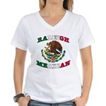 Raleigh Women's V-Neck T-Shirt