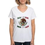 Raleigh Women's V-Neck T-Shirt