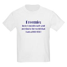 Premie Babies T-Shirt