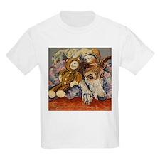 Unique Brown bear T-Shirt