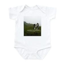 Nova Scotian Peace Infant Bodysuit