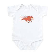 Race Horse Infant Bodysuit