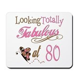 Fabulous 80th Mousepad