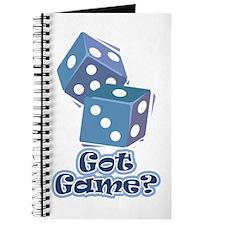 Got Game? (dice) Journal