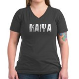 Kaiya Faded (Silver) Shirt