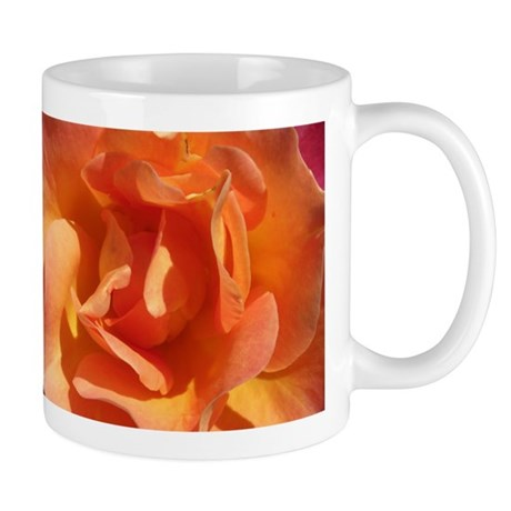 Rose Close Up Mug