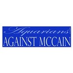 Aquarians Against McCain