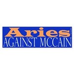 Aries Against McCain