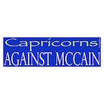 Capricorns Against McCain