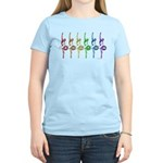 Rhythmic Gymnasts Women's Light T-Shirt