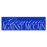 Geminis Against McCain