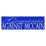 Geminis Against McCain