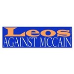 Leos Against McCain