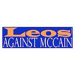 Leos Against McCain